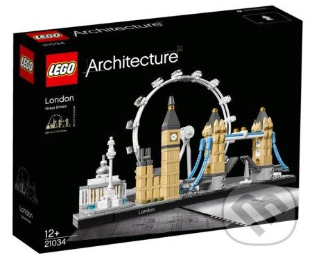 LEGO Architecture 21034 Londýn -