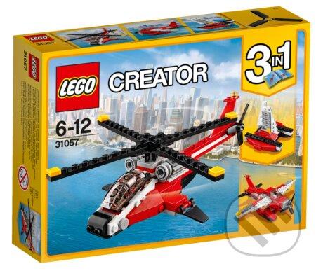 LEGO Creator 31057 Prieskumná helikoptéra -