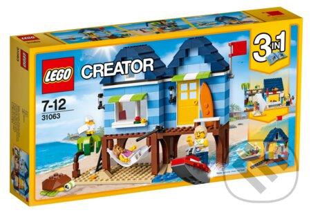 LEGO Creator 31063 Dovolenka na pláži -