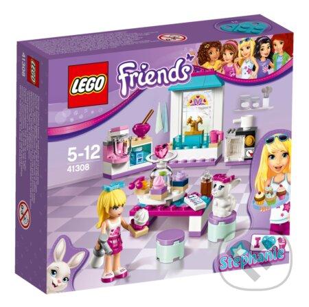 LEGO Friends 41308 Stephanie a jej cukráreň -