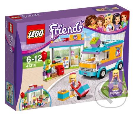 LEGO Friends 41310 Darčeková služba v mestečku Heartlake -