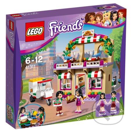 LEGO Friends 41311 Pizzeria v mestečku Heartlake -