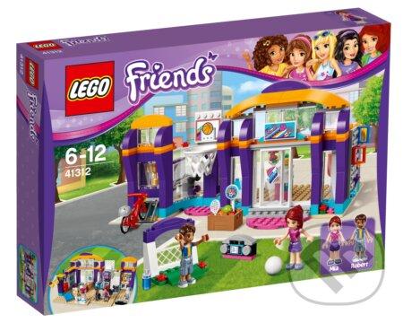 LEGO Friends 41312 Športové centrum v mestečku Heartlake -