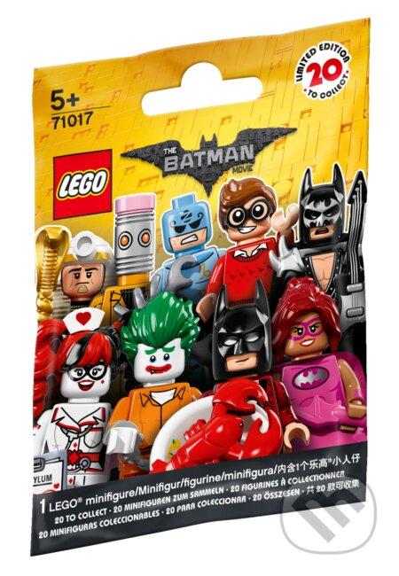 LEGO Minifigures 71017 LEGO BATMAN VO FILME -