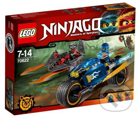 LEGO Ninjago 70622 Púštny blesk -