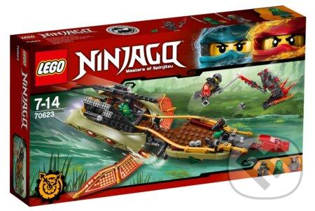 LEGO Ninjago 70623 Tieň osudu -