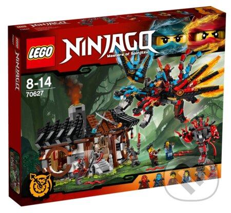 LEGO Ninjago 70627 Dračia vyhňa -