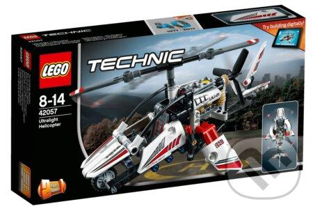 LEGO Technic 42057 Ultraľahká helikoptéra -