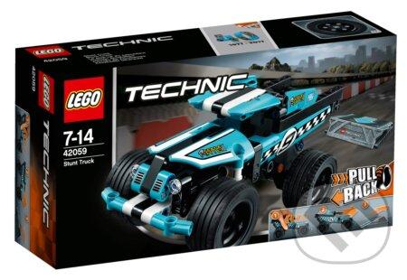 LEGO Technic 42059 Kaskadérský truck -