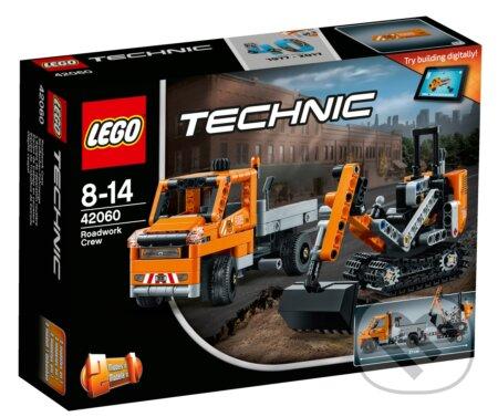 LEGO Technic 42060 Cestári -