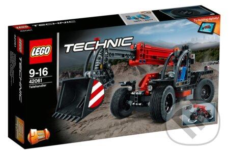 LEGO Technic 42061 Nakladač -