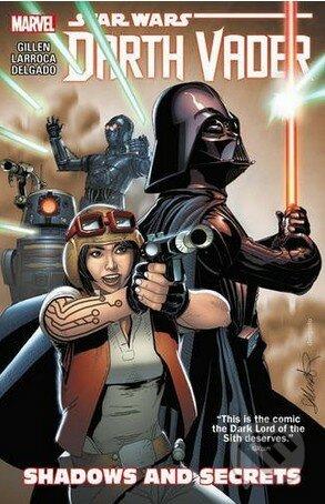 Star Wars: Darth Vader (Volume 2) - Kieron Gillen, Salvador Larroca (ilustrácie)