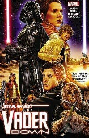 Star Wars: Vader Down - Jason Aaron, Mike Deodato (ilustrácie)