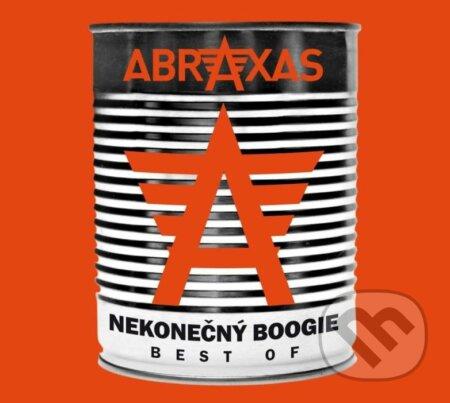 Abraxas: Nekonečný boogie Best Of - Abraxas