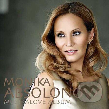 Monika Absolonová: Muzikálove album - Monika Absolonová