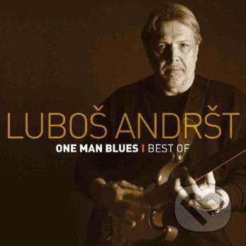 Luboš Andršt: One Man Blues (Best Of) - Luboš Andršt