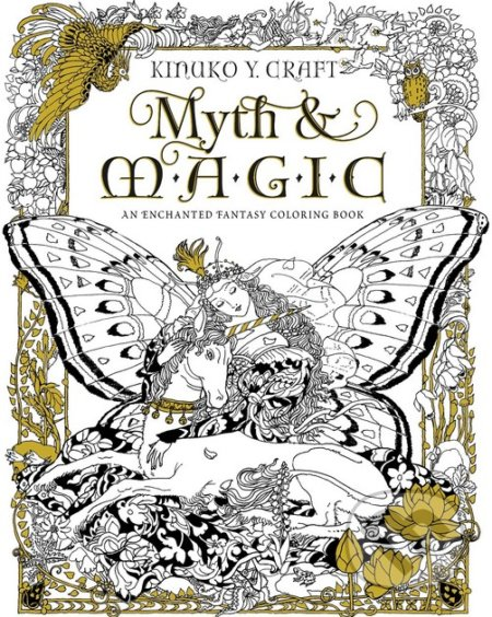 Myth and Magic - Kinuko Y. Craft