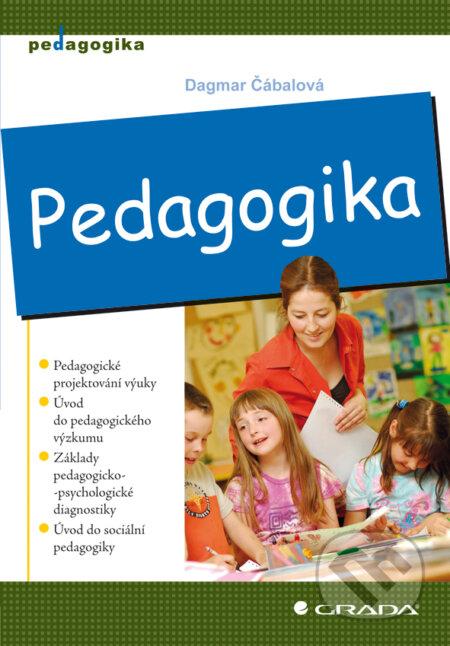 Pedagogika - Dagmar Čábalová