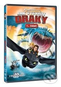 Jak vycvičit draky 1. série DVD