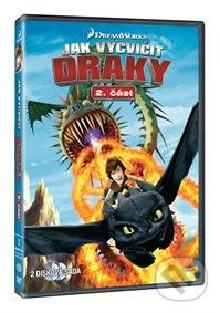 Jak vycvičit draky 2. série DVD