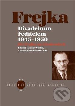 Divadelním ředitelem 1945-1950 - Pavel Bár