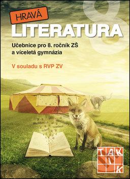 Hravá literatura 8 -
