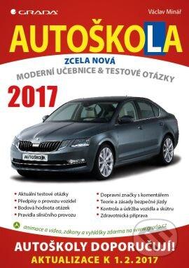 Autoškola 2017 - Náhled učebnice