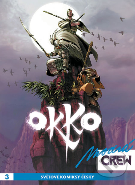 Modrá Crew 3: Okko 1 - 2 - Hub, Stéphane Pelayo