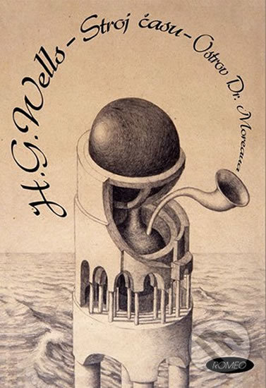 Stroj času / Ostrov Dr. Moreaua - H.G. Wells