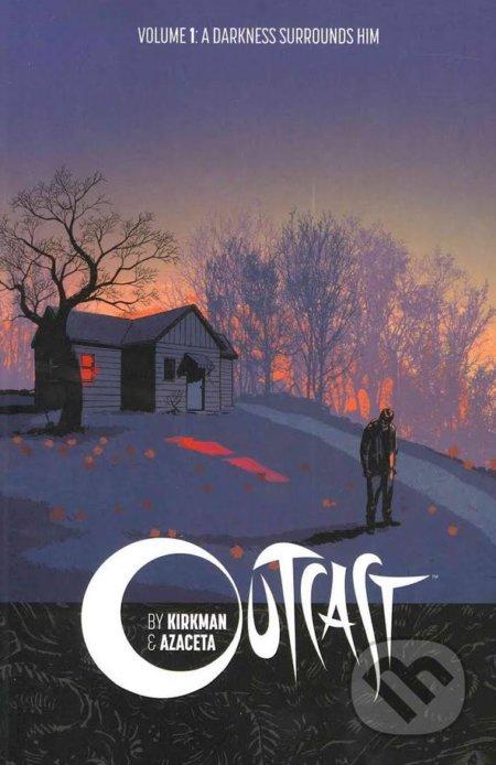 Outcast (Volume 1) - Robert Kirkman, Paul Azaceta, Elizabeth Breitweiser (ilustrácie)