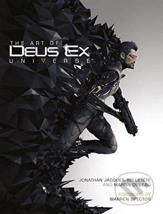 The Art of Deus Ex Universe - Paul Davies