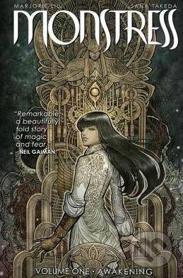 Monstress (Volume 1) - Marjorie Liu