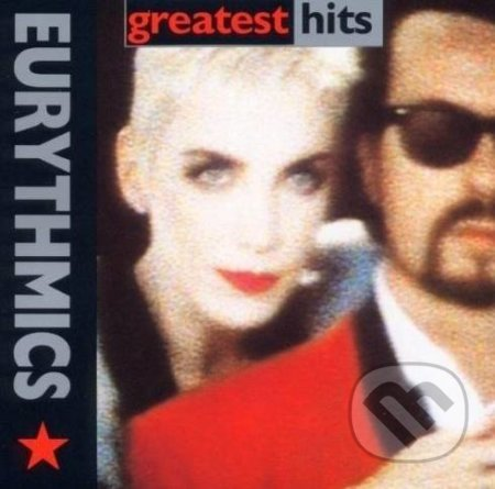 Eurythmics: Greatest Hits LP - Eurythmics ‎