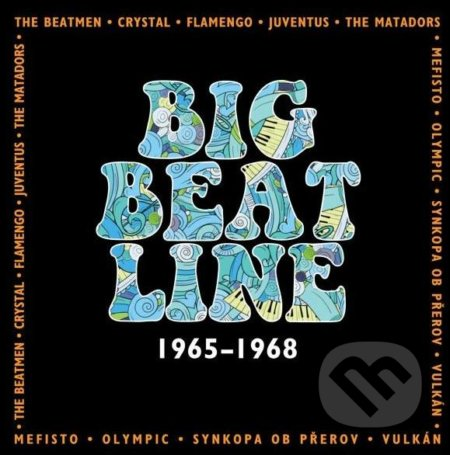 Big Beat Line 1965 - 1968 -