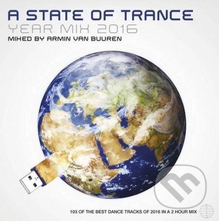 Armin Van Buuren: A State Of Trance Year Mix 2016 - Armin Van Buuren