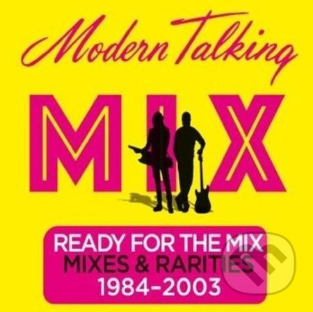 Modern Talking: Ready For The Mix LP - Modern Talking