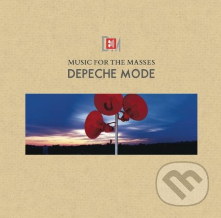 Depeche Mode: Music For The Masses LP - Depeche Mode