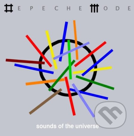 Depeche Mode: Sounds Of The Universe LP - Depeche Mode