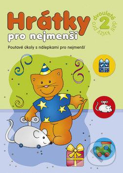 Hrátky pro nejmenší: Kvízy pro dvouleté děti 2 -