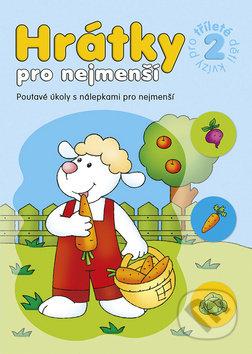 Hrátky pro nejmenší Kvízy pro tříleté děti 2 -