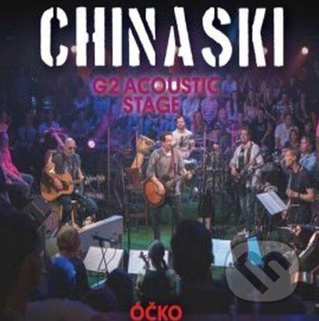 Chinaski: G2 Acoustic Stage - Chinaski