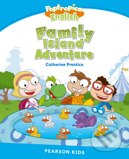 Family Island Adventure - Catherine Prentice