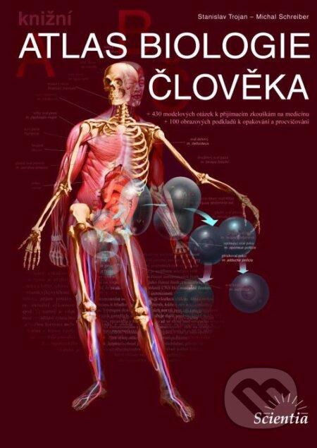 Atlas biologie člověka - Stanislav Trojan