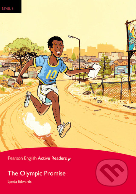 Pearson Olympic Promise - Lynda Edwards