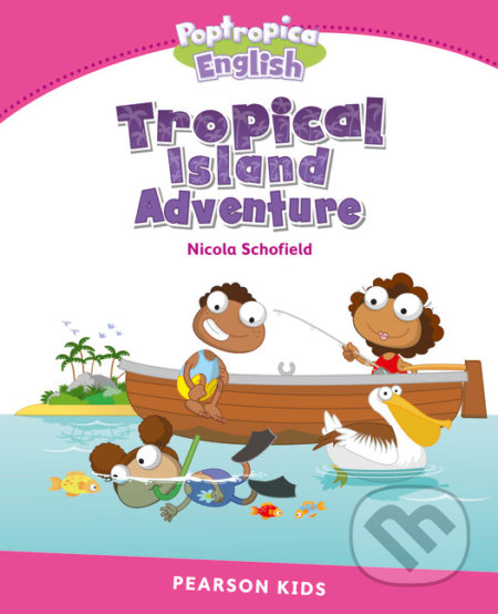 Tropical Island Adventure - Nicola Schofield
