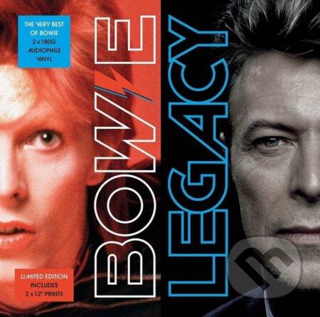 David Bowie: Legacy LP - David Bowie
