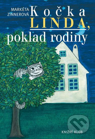 Kočka Linda, poklad rodiny - Markéta Zinnerová