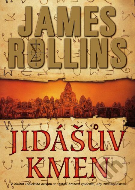 Jidášův kmen - James Rollins