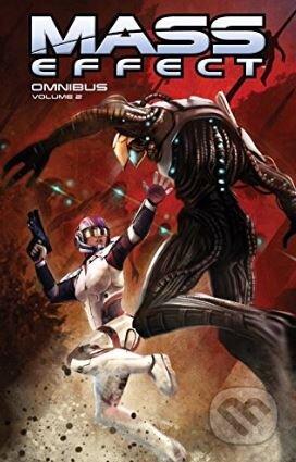 Mass Effect Omnibus (Volume 2) - Jeremy Barlow