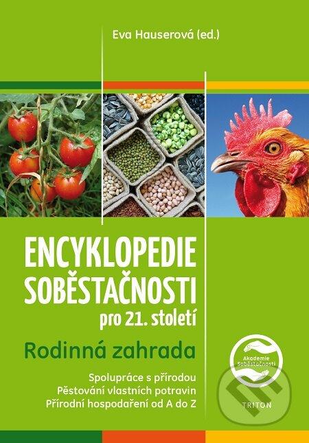 Encyklopedie soběstačnosti 1 - Eva Hauserová